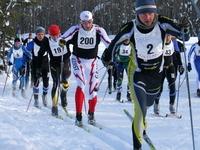SISU Cross Country Ski Race