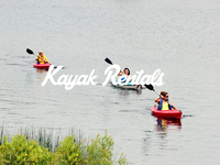 Kayak Rentals in Escanaba, MI