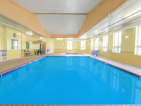 Pool and Spa Room