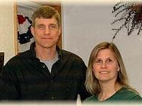 Your Host Tony and Marsha Wizauer
