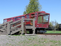The midwest's only cogwheel tram!