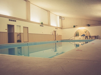 1/4 mi. Olympic Size Pool with Hot Tub!