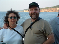 Your Hosts; Kevin & Sherri Cox (At Pictured Rocks)