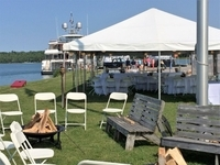 Drummond Island Yacht Haven Shore Party