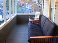 2nd Floor Sleeping Porch