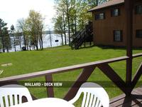 Mallard - Deck View